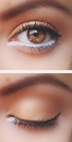 Eyeliner trắng - Tất cả những gì bạn cần cho đôi mắt hè này | Guu.VN