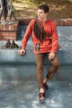 Etro Spring 2018 Menswear Collection Photos - Vogue