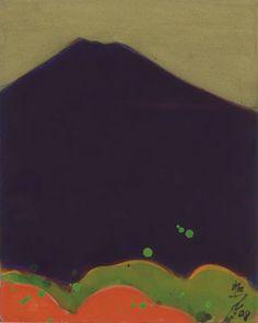 薫風(2008年)by Teruko Yokoi