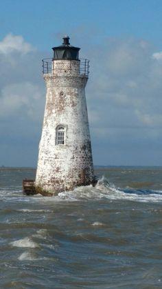 Cockspur Lighthouse~Tybee Island,Ga