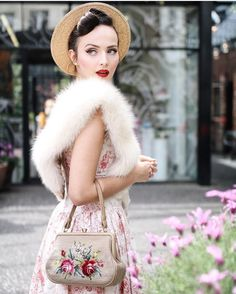 Amazing fashion with hats