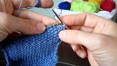Panka kötősulija - Alapok: 7. Rizsminta Fingerless Gloves, Arm Warmers, Knitting, Crochet Baby, Youtube, Fingerless Mitts, Tricot, Breien, Stricken