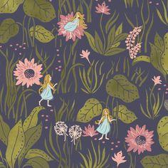 Hawthorne Threads - Thumbelina - Exploring in Ink