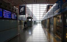PEK T3C轨道交通站台 20140324 - Beijing Capital International Airport - Wikipedia Macau, International Airport, Beijing, Cambodia