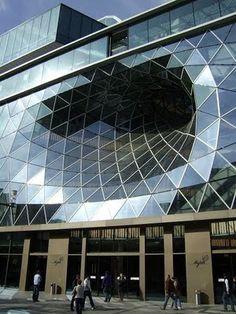 MyZeil Shopping Centre, Frankfurt, Germany
