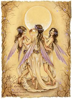 Three sisters :)