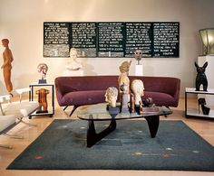 A Look Into the Enduring Vision of the Iconic Artist Isamu Noguchi Photos   Architectural Digest