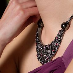 Woman's Neckpieces Glam Alert- Fifth Avenue Collection :: Beautiful Jewellery :: We Create Beauty and Success