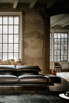 His Pad! Masculine Living Space