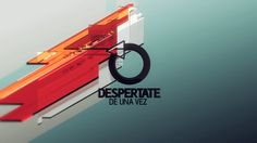 """2011 - TyC Sports Program packaging - """"DESPERTATE"""" After the success of 2009 of restyling 5 shows for the Argentinean sports channel, TyC Sports doubles… Channel Branding, Sports Channel, 3d Video, 2d Design, New Program, Motion Design, Personal Branding, Success, Packaging"""