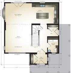 Pro fab constructeur de maisons modulaires groupeprofab on pinterest for Maison profab prix