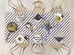 La primavera sboccia su abiti e accessori per la casa Spring - fashion and home décor