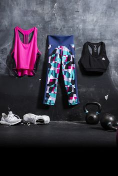 Add some color to your training gear drawer.   Click through to find some new colors.