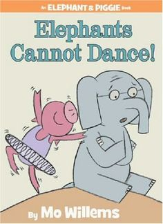 Brady loves any of the Mo Willems books but the Elephant and Piggie series are his favorite!!