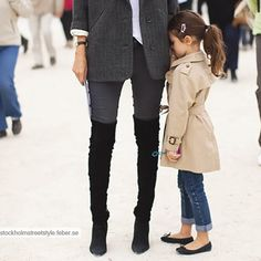 Trench coat #trenchcoat #jeans #flats #sapatilhas #looks #look #streetstyle #streetchic #littlefashionista #moda