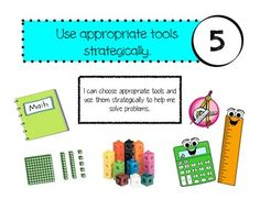 Education - Math - Common Core 8 Mathematical Practices Posters in Student Friendly Language! Mathematical Practices Posters, Math Practices, Math Classroom, Classroom Ideas, Math Practice Standards, Grade 6 Math, Math Workshop, Classroom Inspiration, Fun Math
