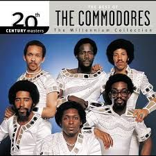 The Commodores!  Brick House, all time favorite song of theirs.