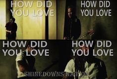 """Good morning! Just in case you missed it yesterday! @Shinedown """"How Did You Love"""" (New Official Video) You can watch here (Link also in bio) http://www.shinedownsnation.com/how-did-you-love-new-video-by-shinedown/   Barry Kerch Brent Smith Eric Bass Shinedown Shinedown Nation Shinedowns Nation Zach Myers"""