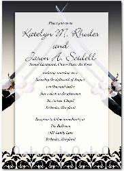 marine wedding invitation | marines, weddings and wedding, Wedding invitations