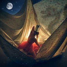 fairy tale princess.