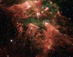 Nebulosa Carina, ou NGC 3372