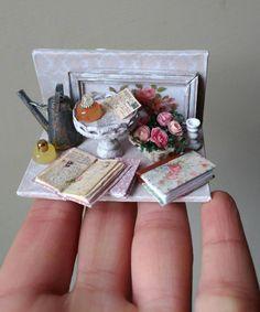 Vintage composition Mini♡ ♡ By Le Mini Di Claudia