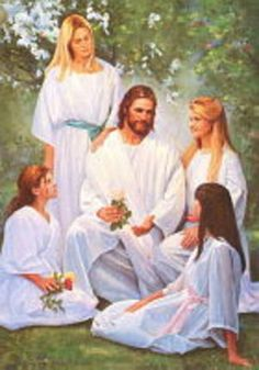 Christ and Young Women