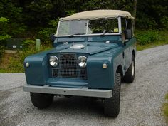 Land-Rover Series II