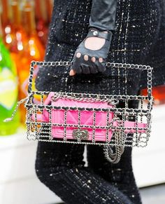 50 Standout Accessories From Fall 2014 New York, London, Milan, and Paris Fashion Weeks - Chanel from #InStyle