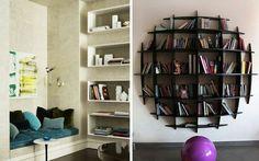 Estanterías originales, modernas y decorativas