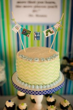 Details: Steph's Storybook Baby Shower