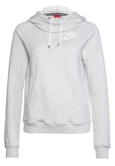 RALLY FUNNEL - Sweatshirt - grey heather