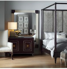 Hickory Chair Bedroom