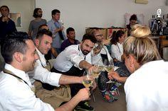 Degustazione di Champagne  #chef #festivaldellacucinaitaliana #cesenatico #cibo #food #wine #vino
