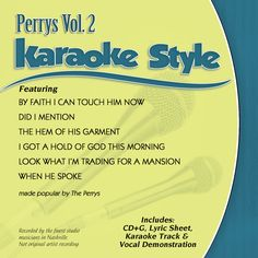 Musical Instruments & Gear Songs Of The Isaacs Volume 2 Christian Karaoke Style New Cd+g Daywind 6 Songs