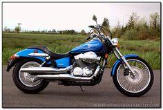 2008 Honda Shadow 750 Spirit