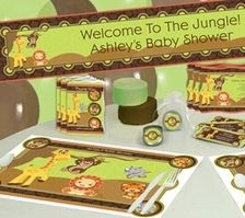 Jungle Themed Ideas - food, games, etc.