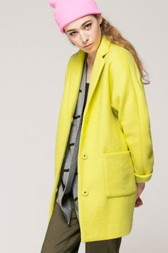 35 Gorgeous Coats To Make Your Cold-Day Commute A Little Brighter #refinery29  http://www.refinery29.com/statement-coats#slide1