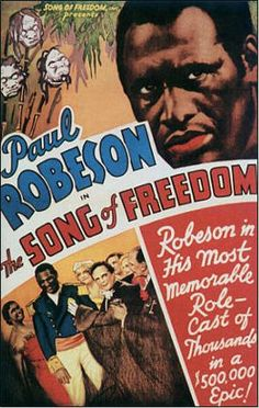 Black Hollywood: The Song of Freedom by Black History Album, via Flickr