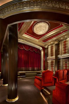 Elegant More Ideas Below: DIY Home Theater Decorations Ideas Basement Home Theater  Rooms Red Home Theater Seating Small Home Theater Speakers Luxury Home  Theater ...
