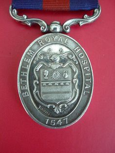 Bethlem Royal Hospital Nurses badge 1937
