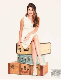 zooeymagazine.com   Nuevas imagenes de Nikki Reed para el Photoshoot de Zooey Magazine