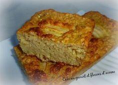 Pour mes petits déjeuners ,j'adore mettre des flocons d'avoine dans mes gâteaux . Je me fais Plaisir et çà me cale pour la matinée . Lorsque j'ai vu la recette de Livionna sur son très joli blog Liv and Cook , je me suis mise de suite aux fourneaux ......