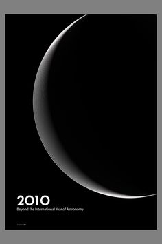 2010 year of astronomy poster