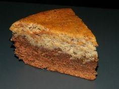 Gâteau chocolat et fondant amandes noisettes