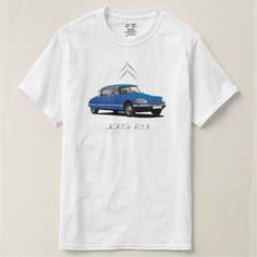 Citroen T-Shirts & Shirt Designs Citroen Ds, T Shirts, Badges, Shirt Designs, Mens Tops, Collection, Style, Fashion, Tee Shirts