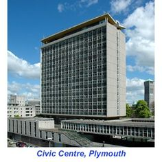 Civic Centre, Plymouth