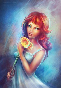 Girl4, Elena Dudnakova on ArtStation at https://www.artstation.com/artwork/girl4-8d74a63e-2025-4044-9c0c-5933c21c9f63