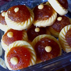 pineapple tarts - a must during eid.