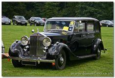 1938 Rolls-Royce Wraith with Limousine coachwork by Park Ward